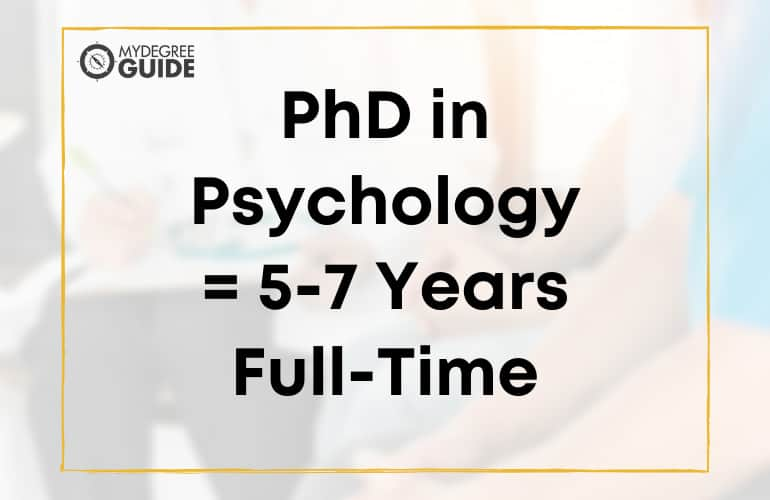 PhD in Psychology