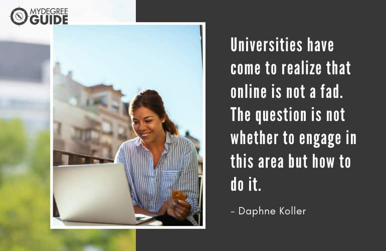 How Do Online College Programs Work