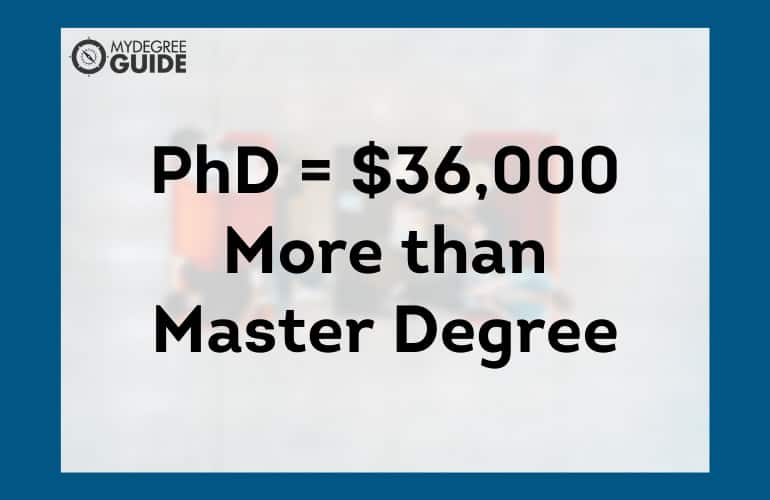 Is a PhD Worth It