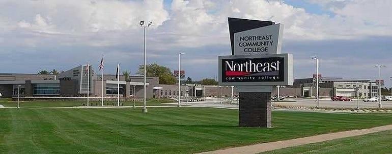 Northeast Community College campus