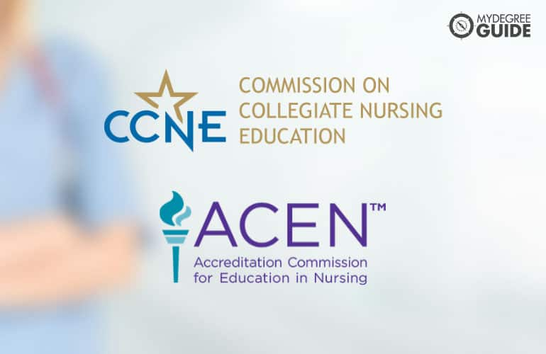 logos of accreditation boards specifically for nursing programs