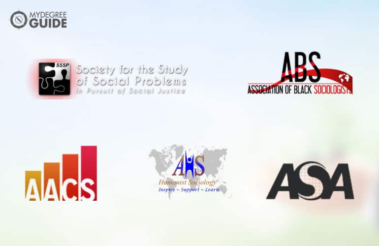 logos of Professional Organizations for Those with a Sociology Degree