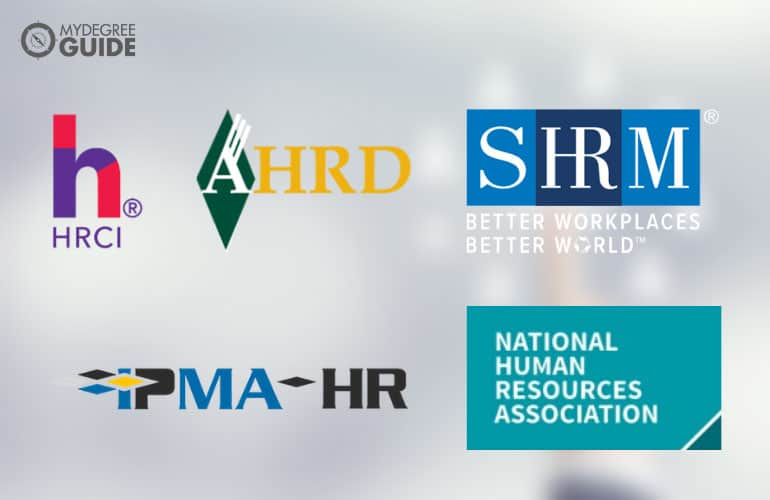 logos of Professional Organizations for Those in HR