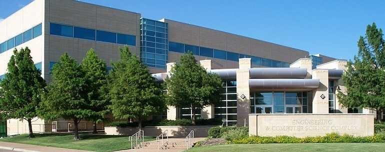 University of Texas Dallas campus