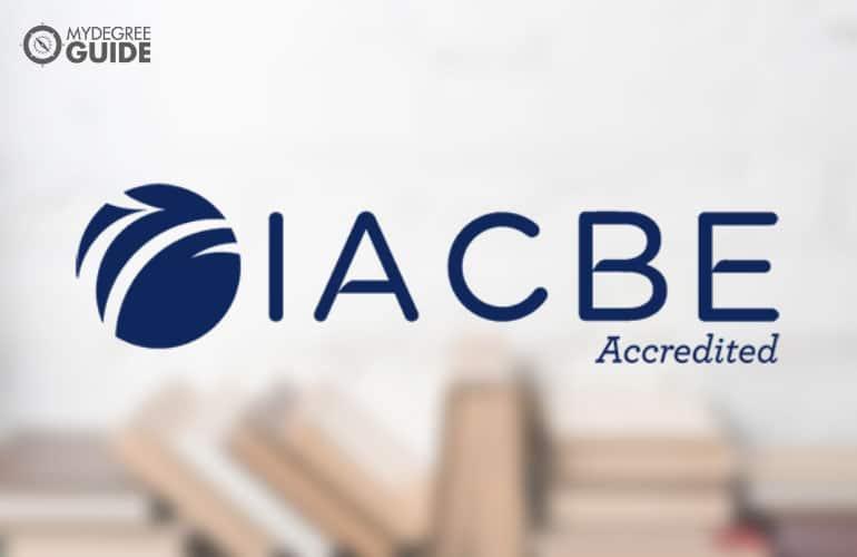 IACBE logo