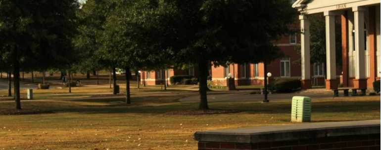Arkansas Tech University campus