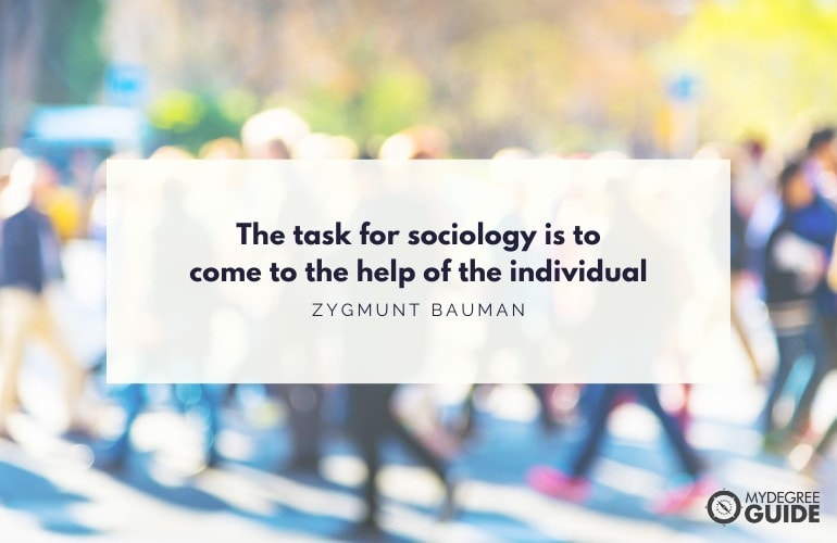 Courses for an Online Sociology Degree