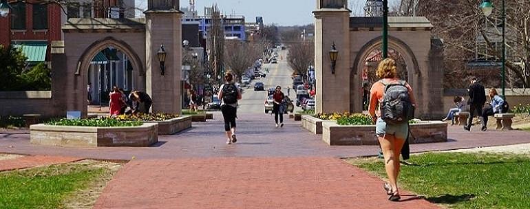 Indiana University campus
