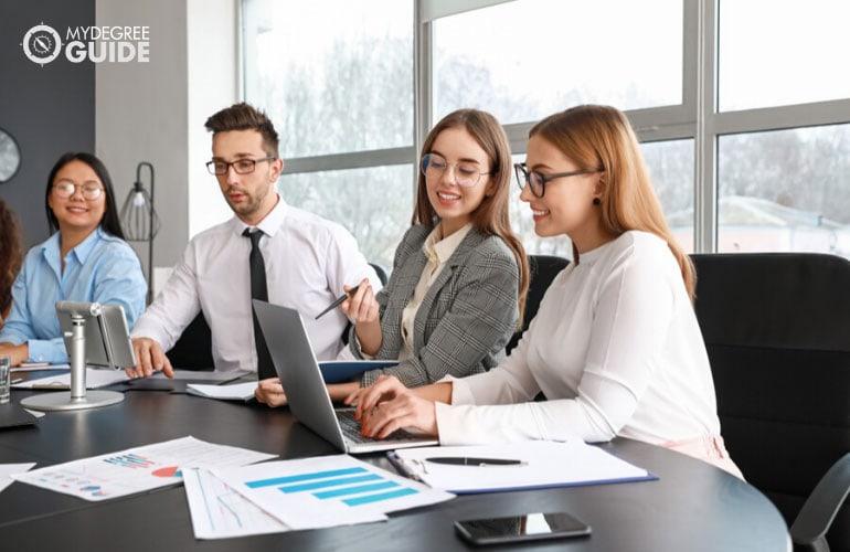 Online Business Intelligence Degree