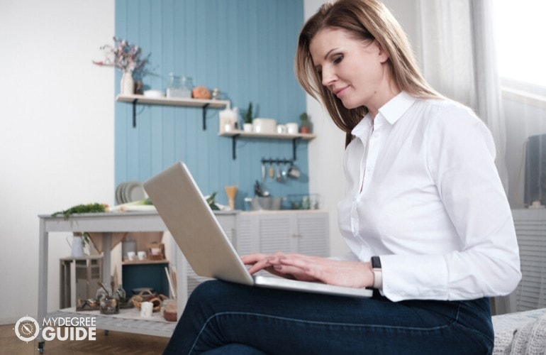 nutritionist studying online