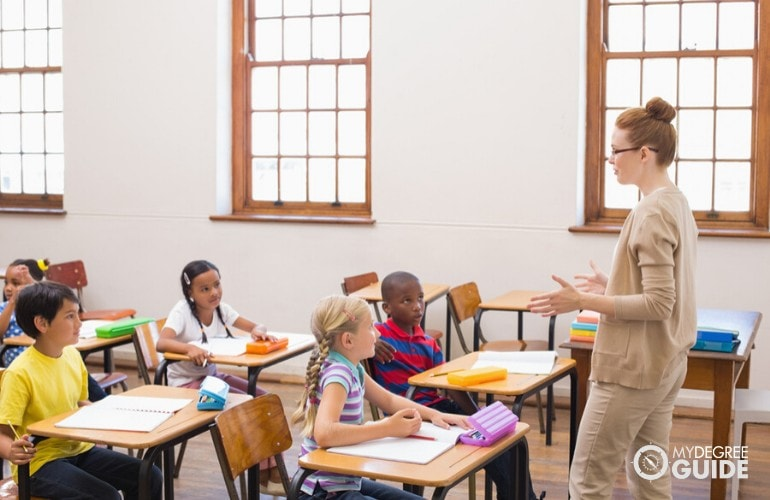 Online Bachelors in Elementary Education