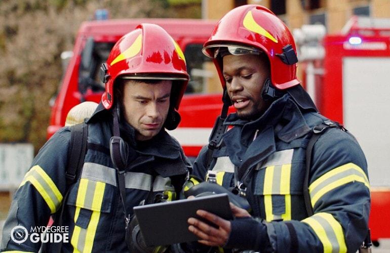 Online Fire Science Associate's Degree