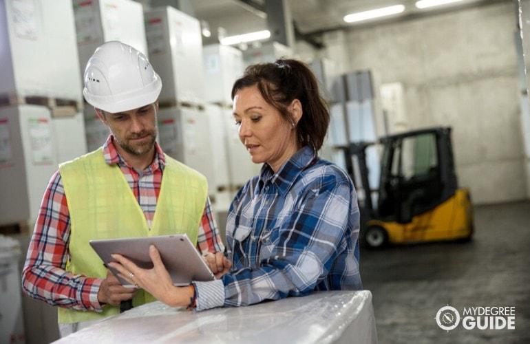 Online Supply Chain Management Degrees