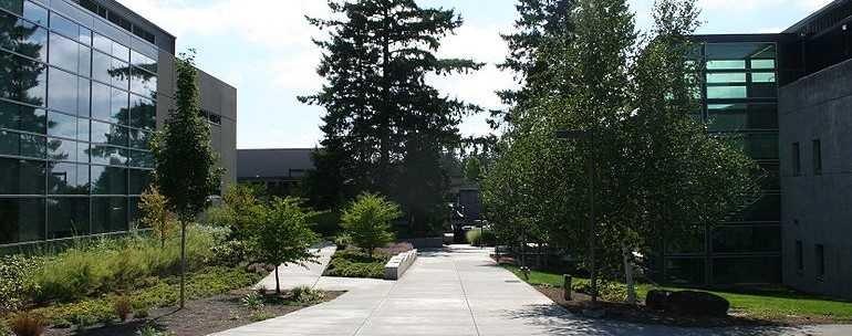 Portland Community College campus