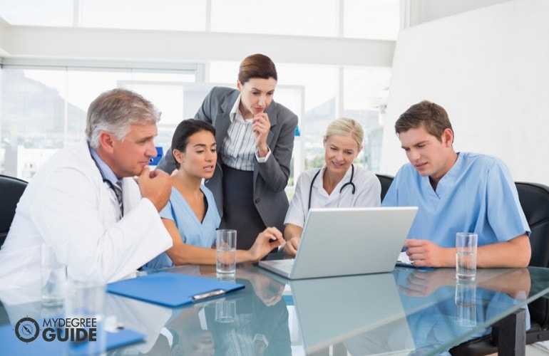 MBA in Healthcare Management Online