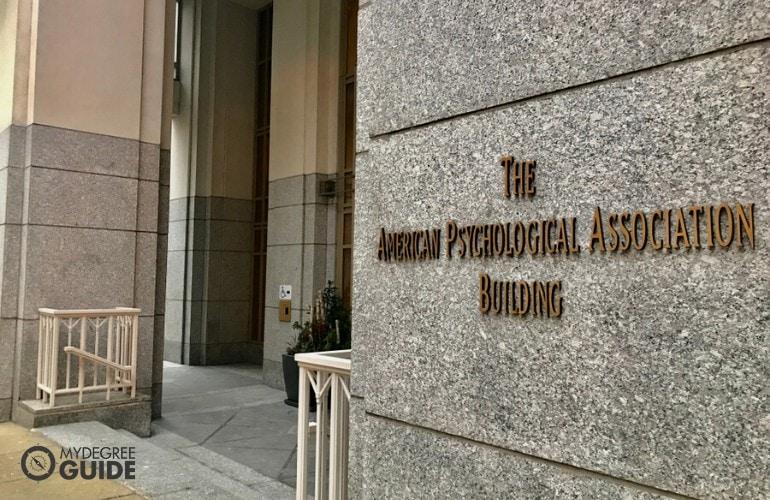 American Psychological Association building
