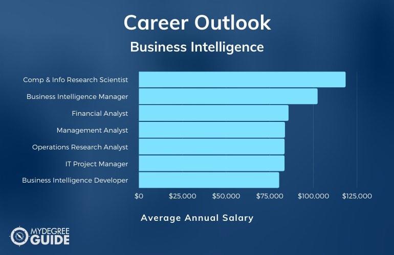 Business Intelligence Degree Salary