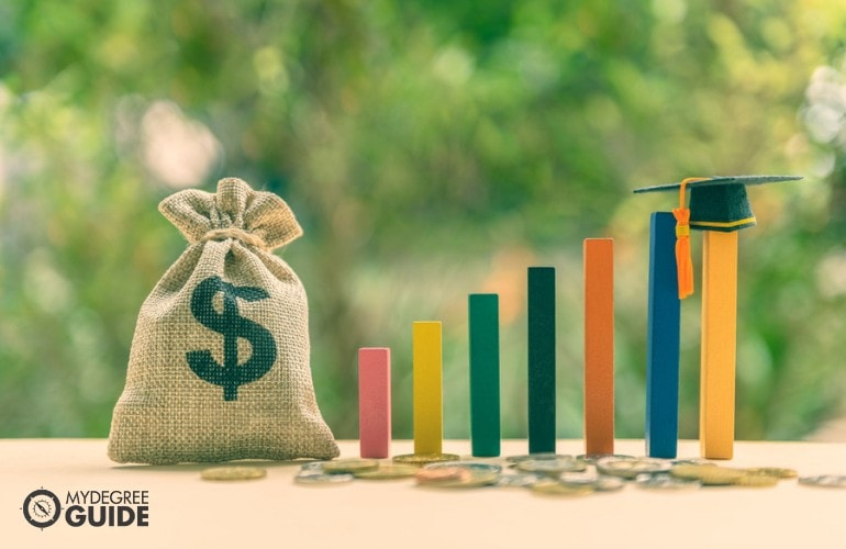 Financial Aid for a Business Intelligence Degree Online