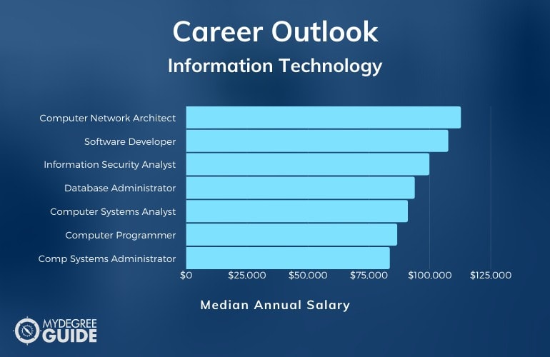 Information Technology Careers & Salaries