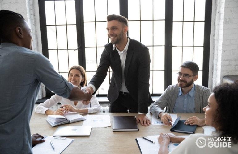 Masters in Organizational Leadership