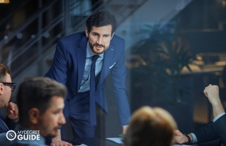 Online Organizational Leadership Degree