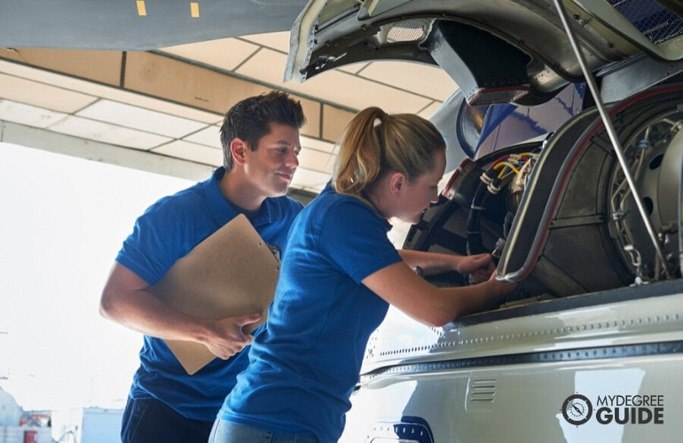 Aerospace Engineering Degrees