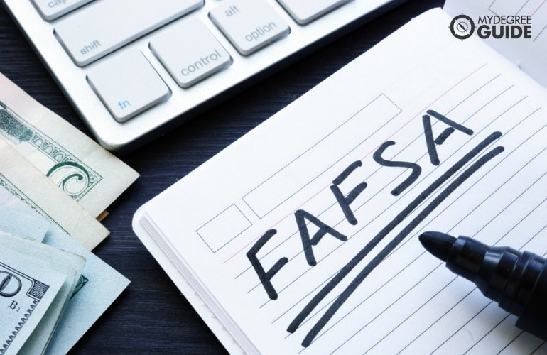 financial aid for Masters in Engineering Management students