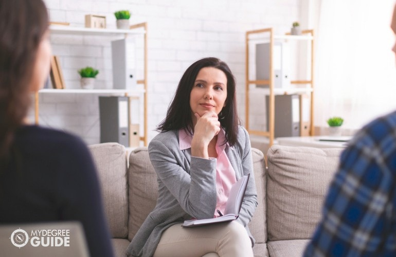 Online Masters in Mental Health Counseling