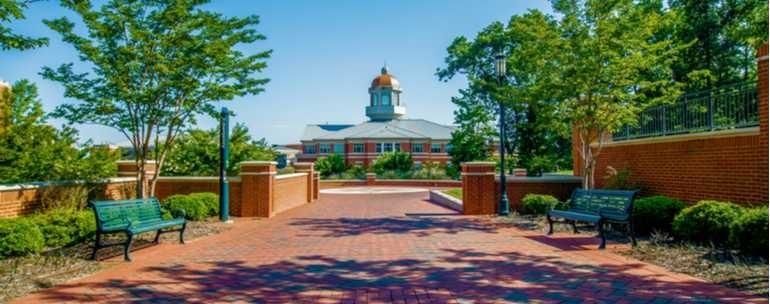University of North Carolina Charlotte campus