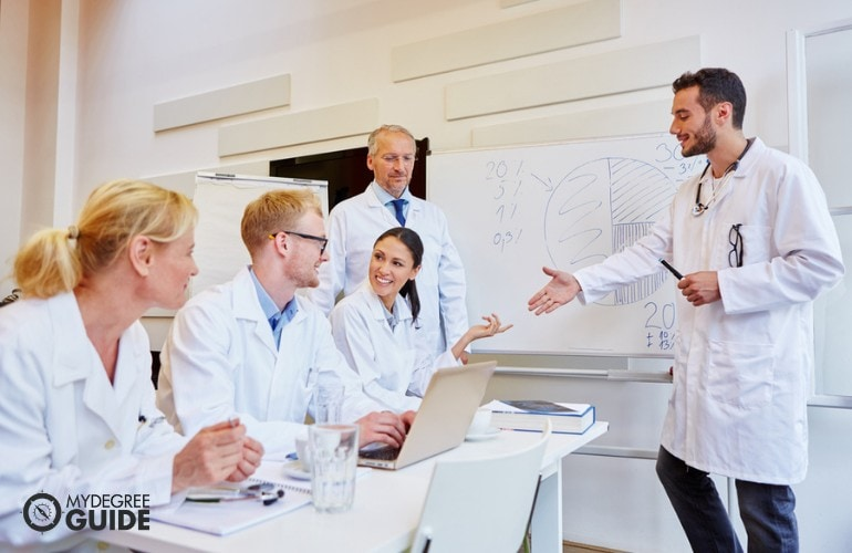 Online PhD in Healthcare Management