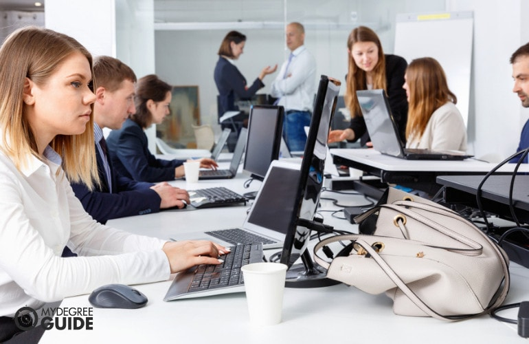 Network and Computer Systems Administrators working