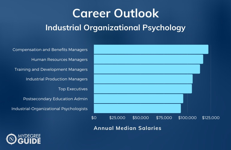 Industrial Organizational Psychology Careers & Salaries
