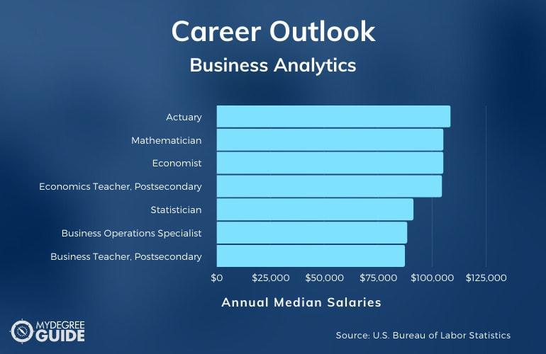 Business Analytics Careers & Salaries