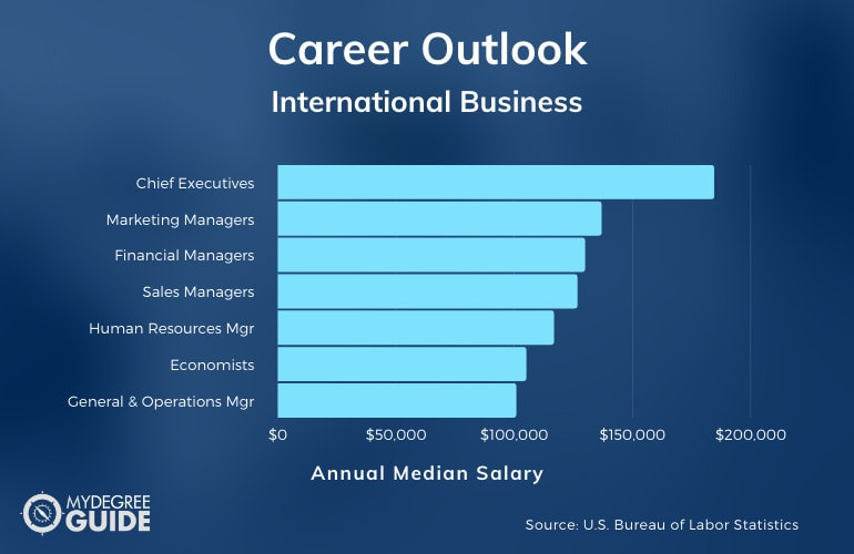 Business Careers & Salaries