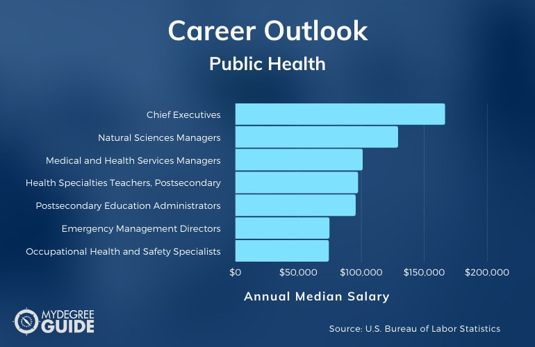 Doctor of Public Health Careers & Salaries