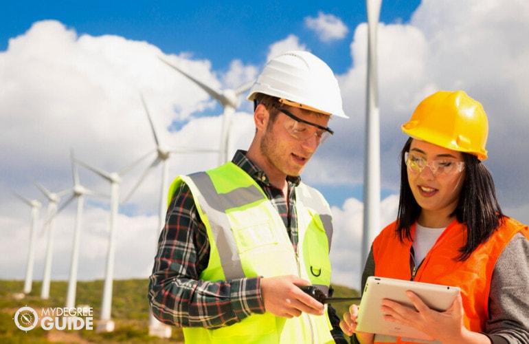 Environmental Engineering Masters Online