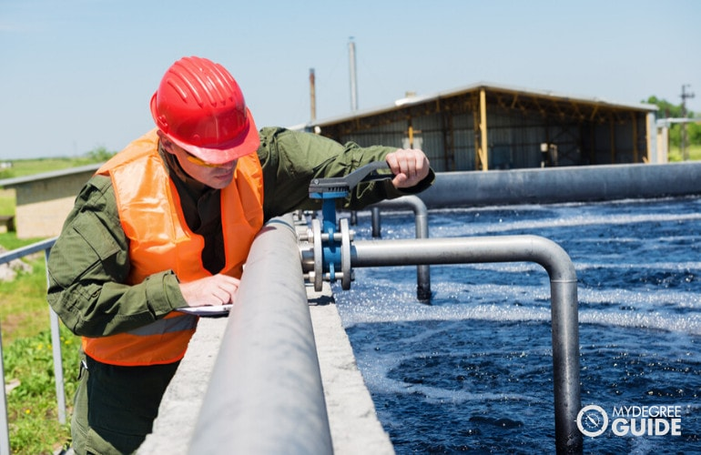 Demand for Environmental Engineers