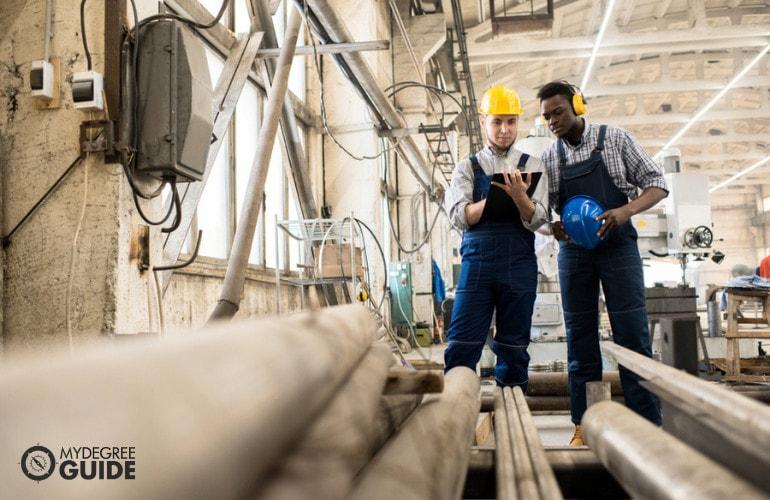 Industrial Engineering Online Programs