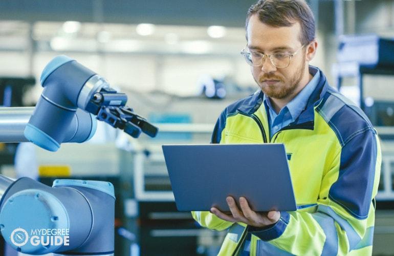 Industrial Engineering vs. Manufacturing Engineering