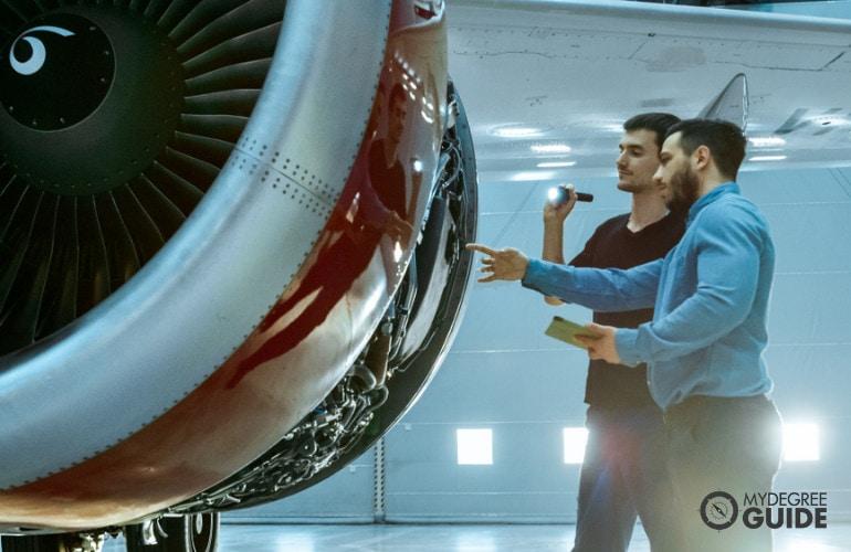 Masters in Aerospace Engineering