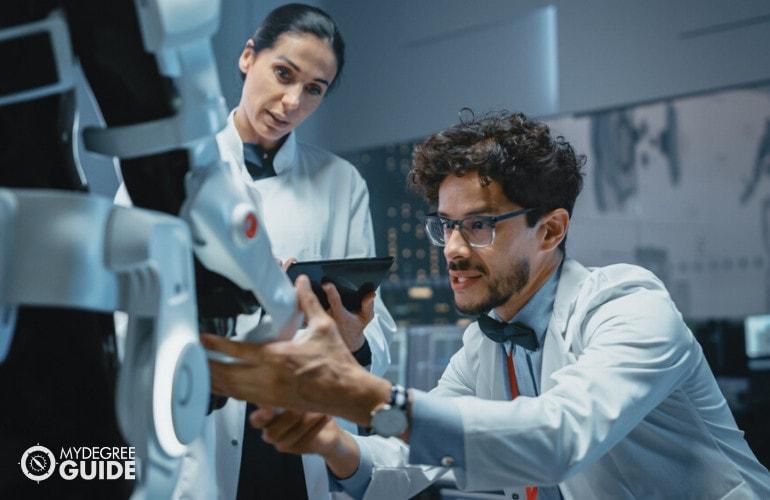 Masters in Biomedical Engineering