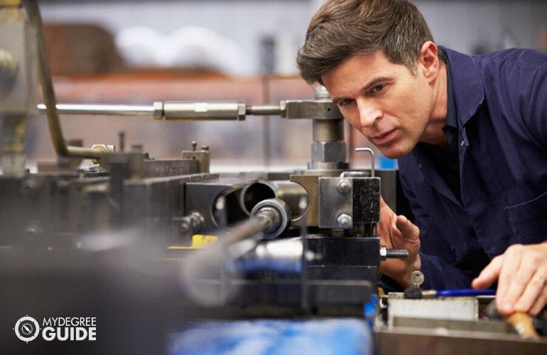 Masters in Industrial Engineering