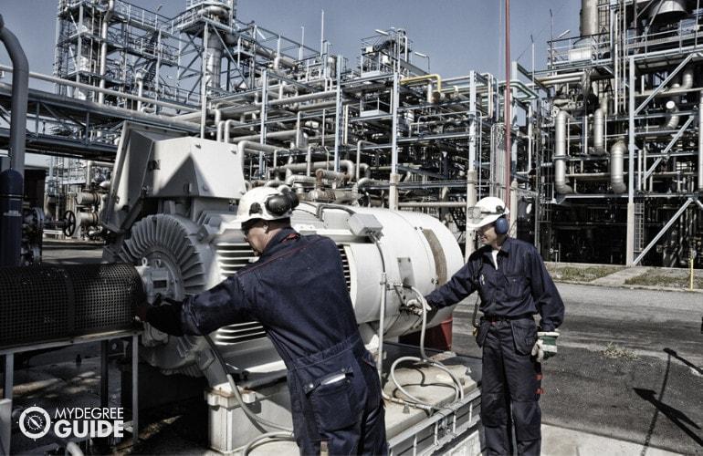 Masters in Petroleum Engineering