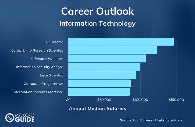 PhD in Information Technology Careers & Salaries