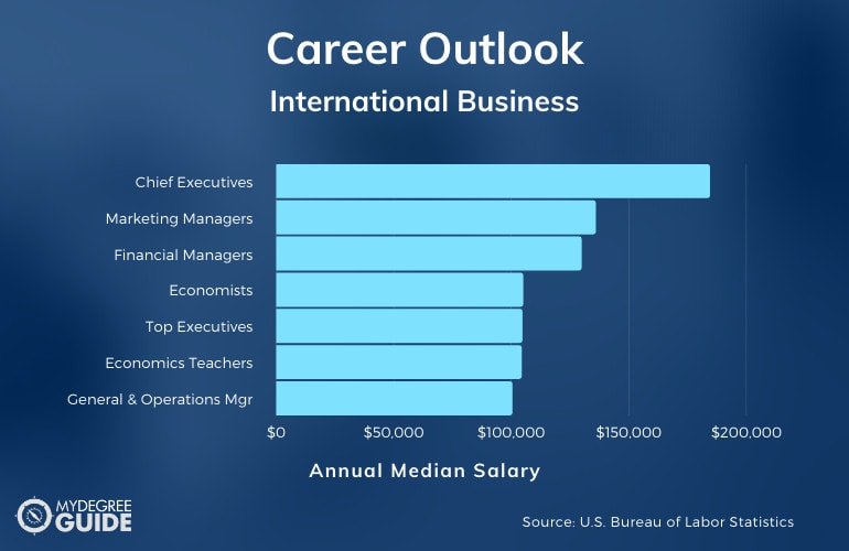 International Business Careers & Salaries