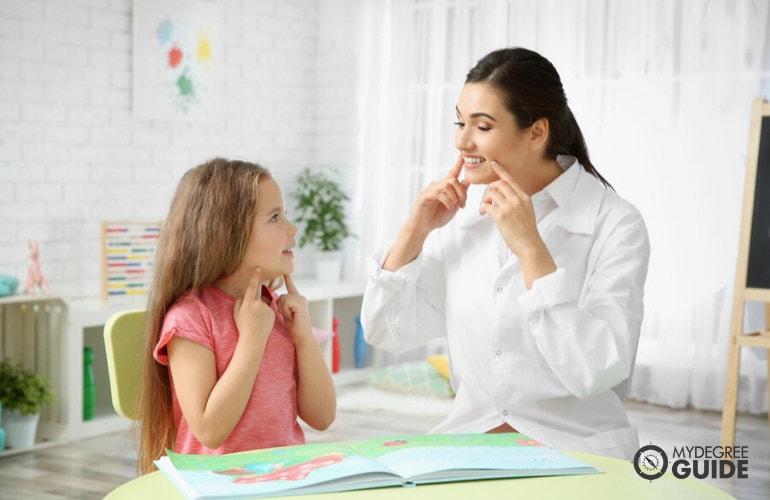 Speech Pathologist Specialty Areas