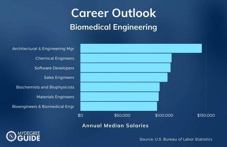 Biomedical Engineering Careers & Salaries