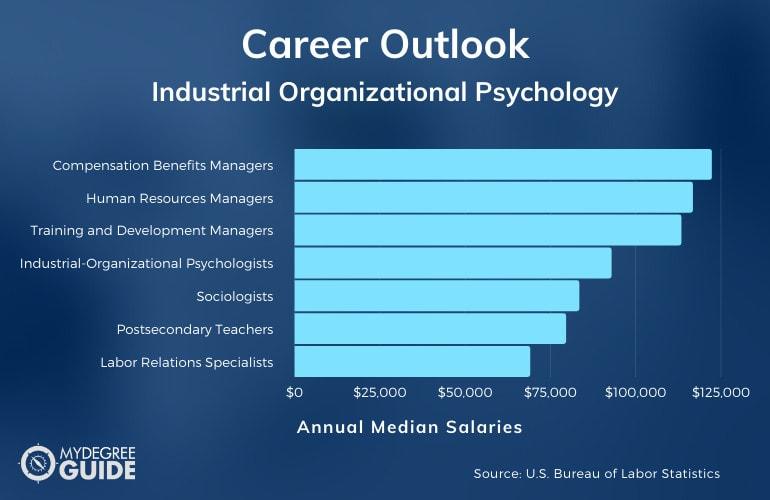 Industrial Organizational Psychology Careers & Salaries