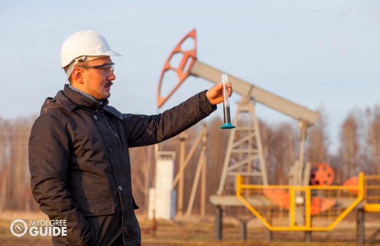 Masters in Petroleum Engineering Programs