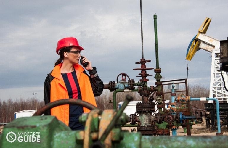 Online Masters in Petroleum Engineering